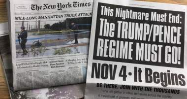 MSNBC And New York Times Calls The Doctor Of Common Sense Fake News