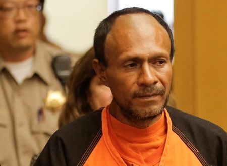 Kate Steinle's Murderer Acquitted On All Counts