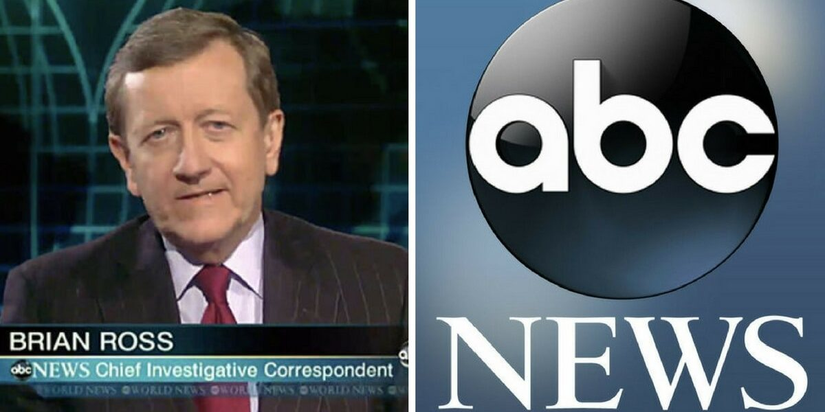 ABC News Suspends Lying Brian Ross Over  Trump-Flynn Report