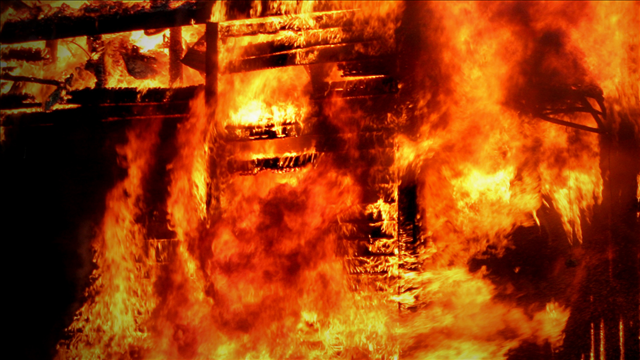A Woman Burned Down Her Home To Get Rid Of Bedbugs