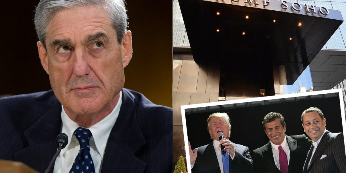 Breaking News: Trump transition lawyer: Mueller improperly obtained documents in Russia probe