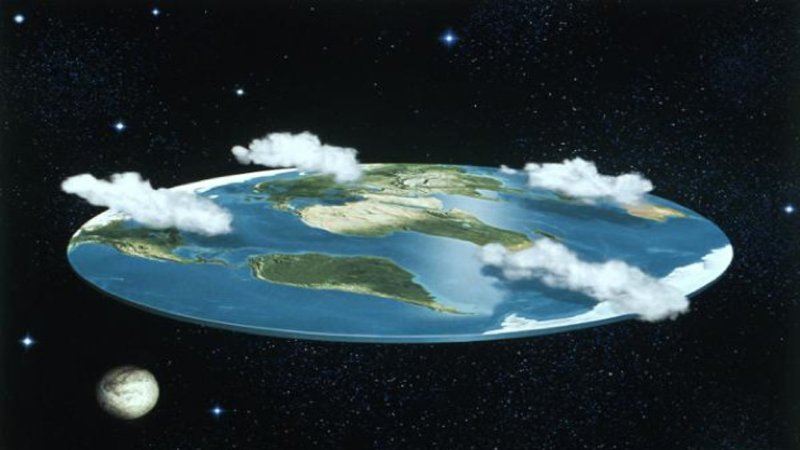 WTF?  Flat-Earth 'Movement' is Growing