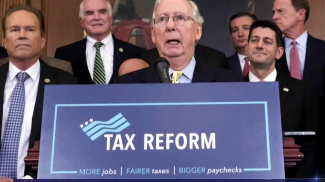 GOP Pass Tax Cuts: Will It Be Enough?