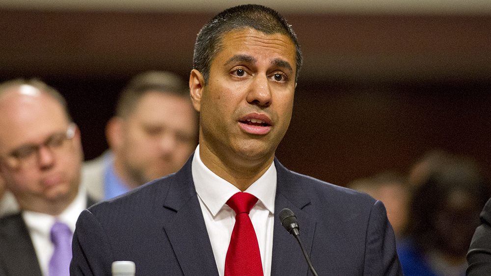 Death Causes Ajit Pai To Cancel Tech Event Appearance: Liberals Are So Peaceful