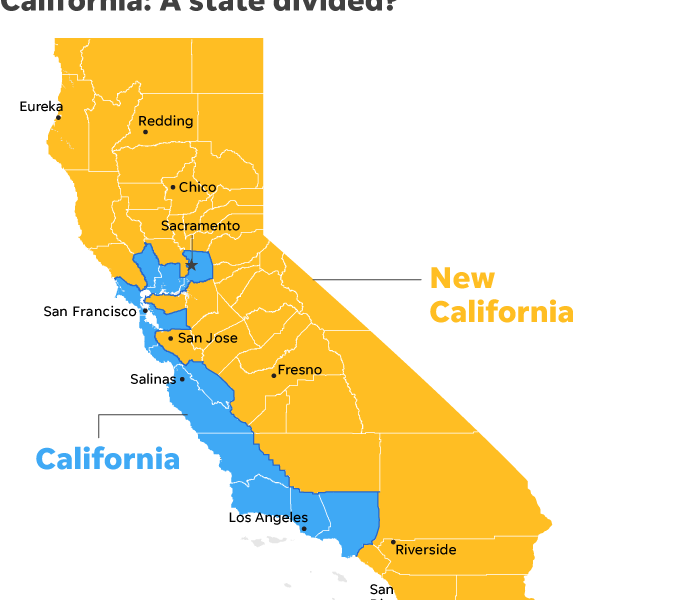 "The ""New California"" Is Declaring 'Independence' From The State"