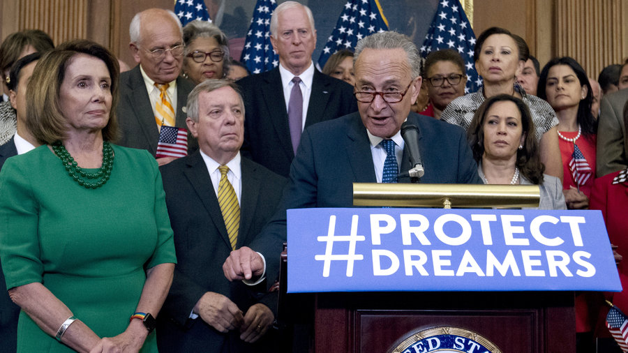 Leaked Memo Says Democrats Want DACA Because Of Votes