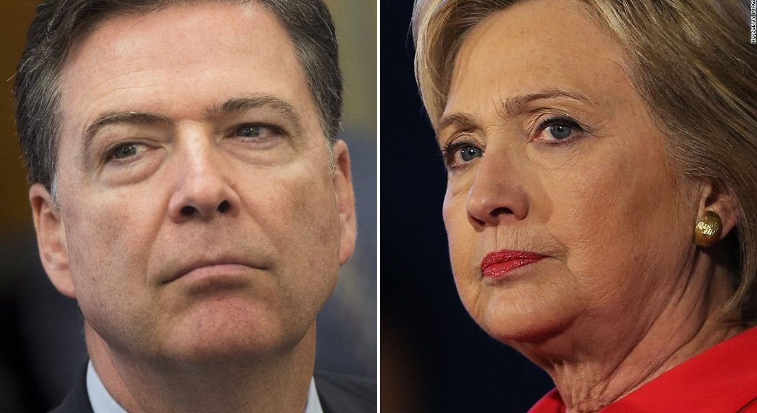 The FBI Knew Hillary Clinton Broke The Law And They Covered It Up