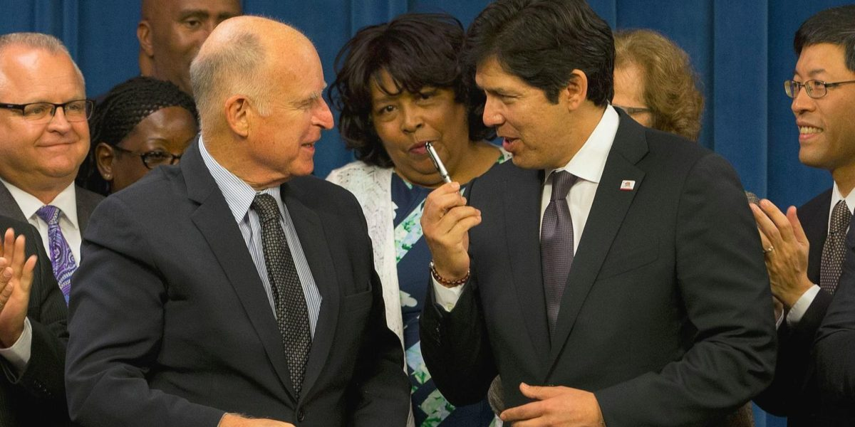 Vile California Democrats Want Businesses To Give 1/2 Their Trump Tax-Cuts To The Poor