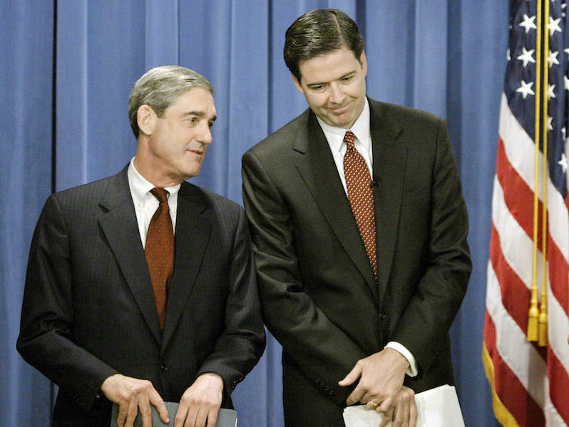 Bob Mueller May Have Help Cover Up Connections Between Saudis And 9/11