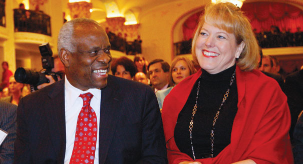 Justice Clarence Thomas Opens Up On Like Never Before