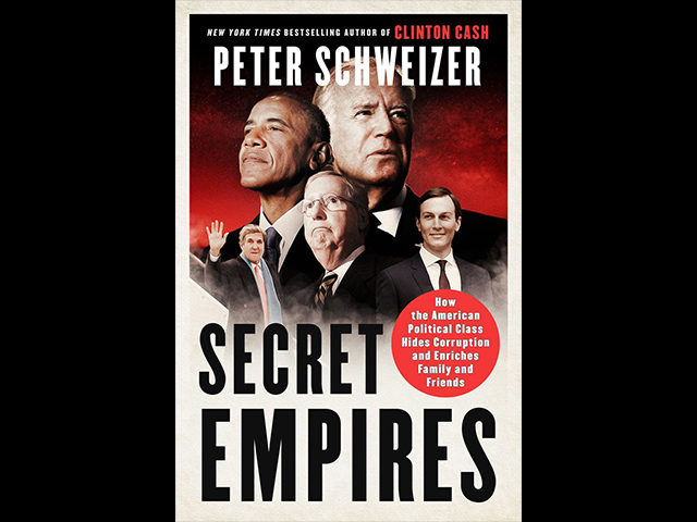 Secret Empires Exposes Vast Corruption In Politics: Hell Yes The Government Is Corrupt