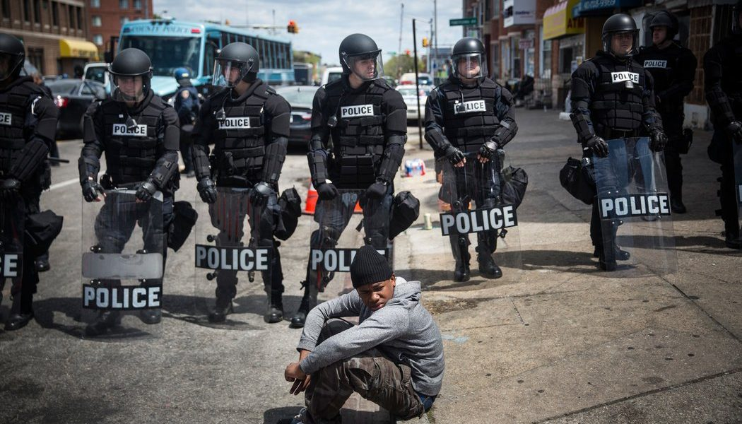 Baltimore Is The Most Dangerous City In America