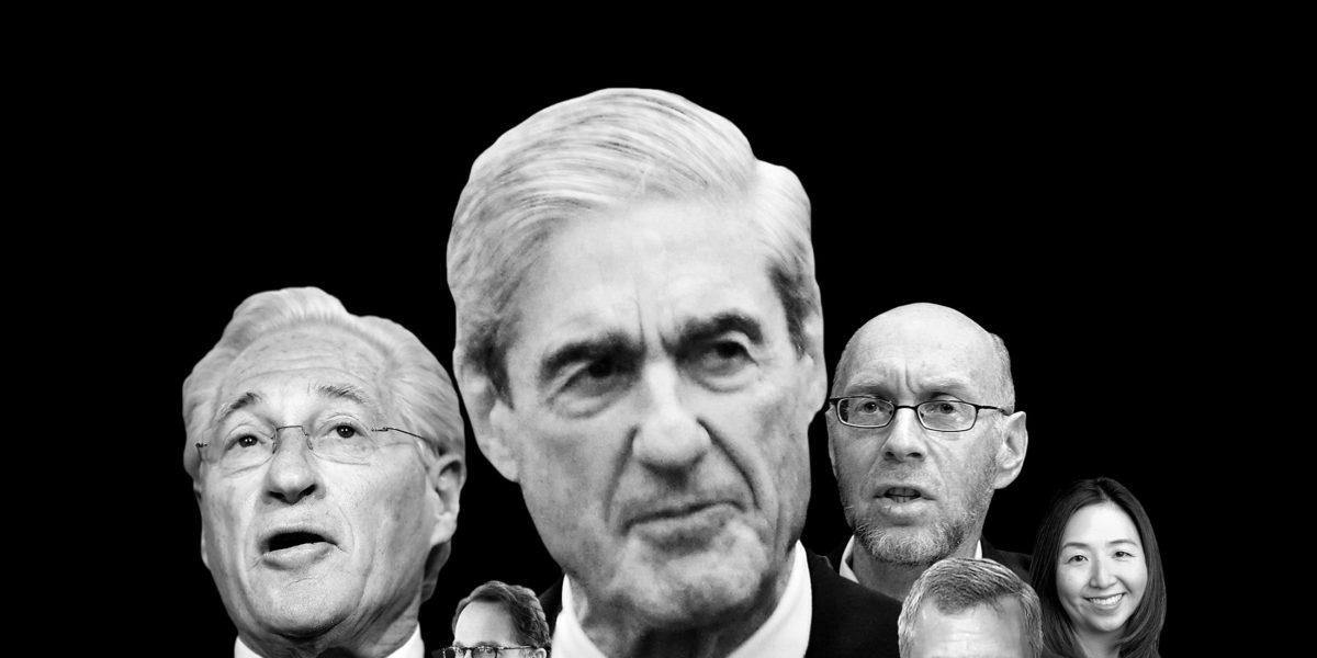 No Americans Indicted By Bob Mueller Investigation? 13 Russian Nationals and 3 Russian Companies