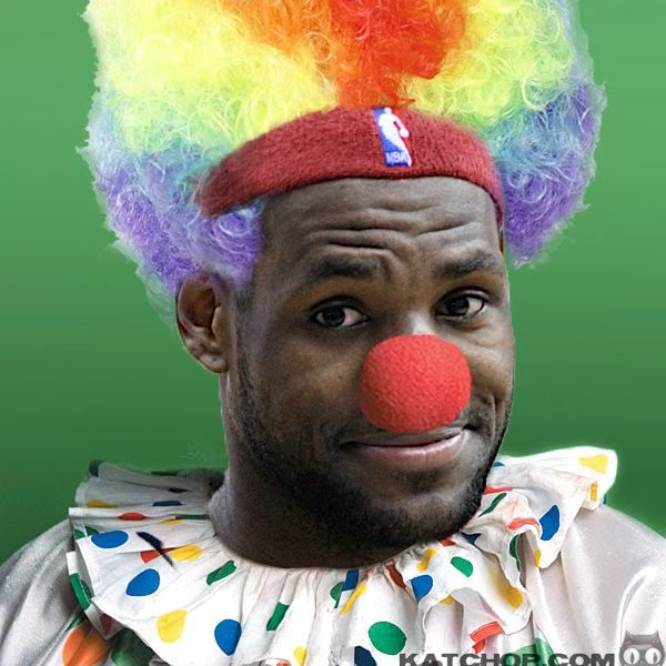 "HAHA! LeBron James Says ""I Mean Too Much To Society"" Not To Share My Political Views"