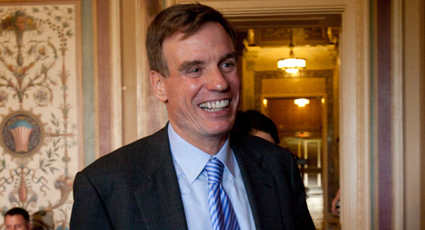 Dem. Sen. Mark Warner Was Texting A Russian Oligarch Lobbyist About Meeting With Fake Dossier Author Christopher Steele