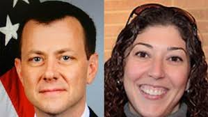 "Peter Strzok & Lisa Page: Paul Ryan's A 'Jerk,' McConnell A 'Turtle, ""Comey Too 'Boyscoutish"""