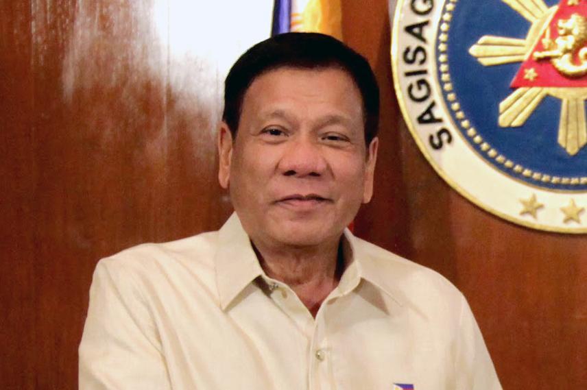Philippine  Duterte Said Female Rebels Should Be Shot In The Vagina