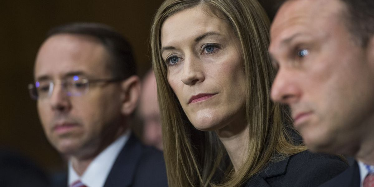 DOJ's No. 3 Person Rachel Brand Stepping Down. What Does That Mean?