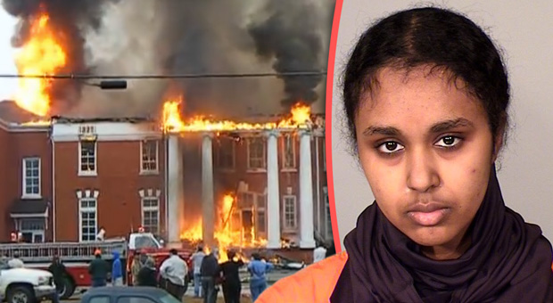 FBI Let A Muslim Woman Go Free After She She Wanted To Join Al-Qaida And Wear A Suicide Belt