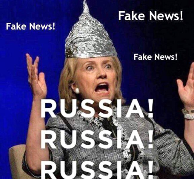 Hillary Clinton Caught Lying About Funding Russian Trump Dossier