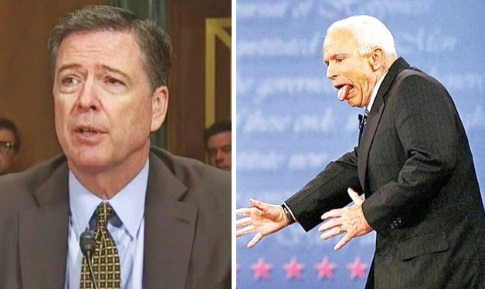 BREAKING: John McCain Pushed Fake Dossier to FBI Months After Feds Already Used It to Gain FISA Warrant