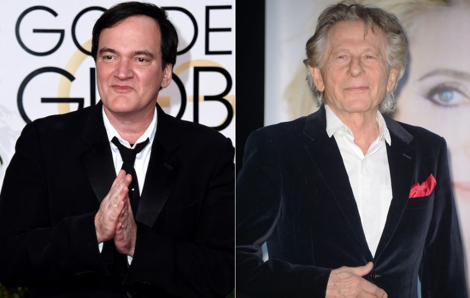 Quentin Tarantino Says The 13 Year-Old Rape Victim Wanted Roman Polanski To Rape Her
