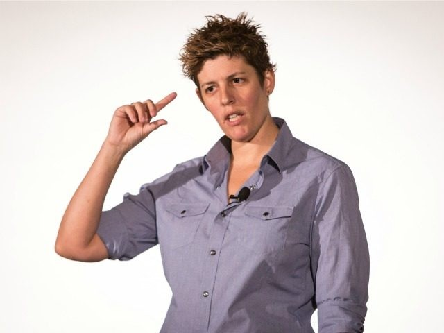 "CNN Goon  Sally Kohn Says She Is A Patriot But Hates To Hear ""USA USA"" Chanting"