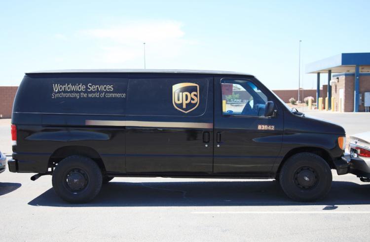 Fake UPS Truck Had 77 Illegals  Near Border In California