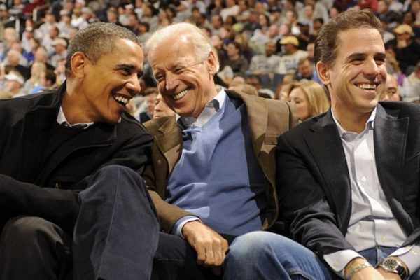 Joe Biden, Hunter Biden, And John Kerry's Son In Bed With China