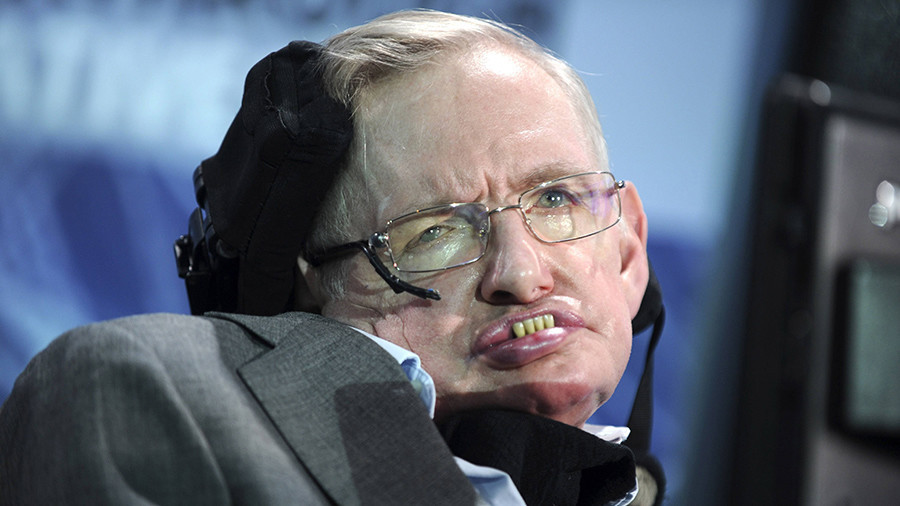 Stephen Hawking Just Became A Believer: He Is Dead Now