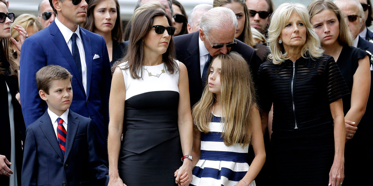 Joe Biden Has A Sick Family: Hooker AndOne Son Screwing His Dead Brothers Wife