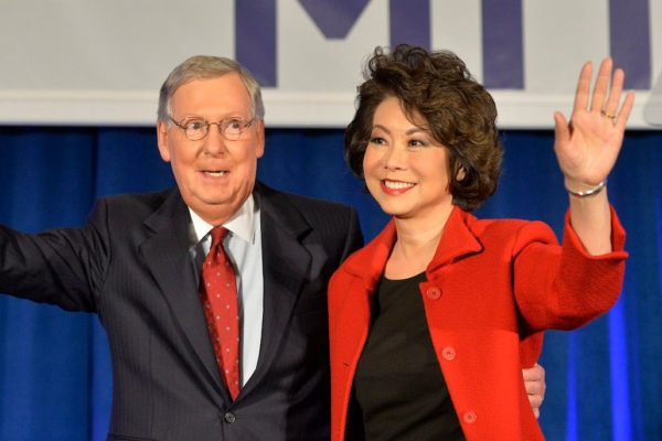 Peter Schweizer Reveals: Fraud Mitch McConnell And His Wife Takes Millions From The Chinese