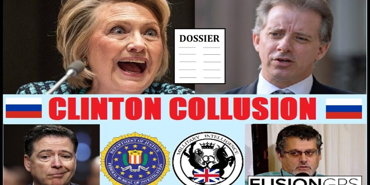 Christopher Steele Called To Testify In A British Court Over Fake Dossier