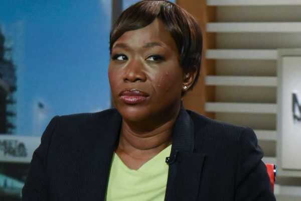 MSNBC Host  Joy Reid Slams The Gay Life-Style But Is She Right Damit? She Says It Was Hackers. lol