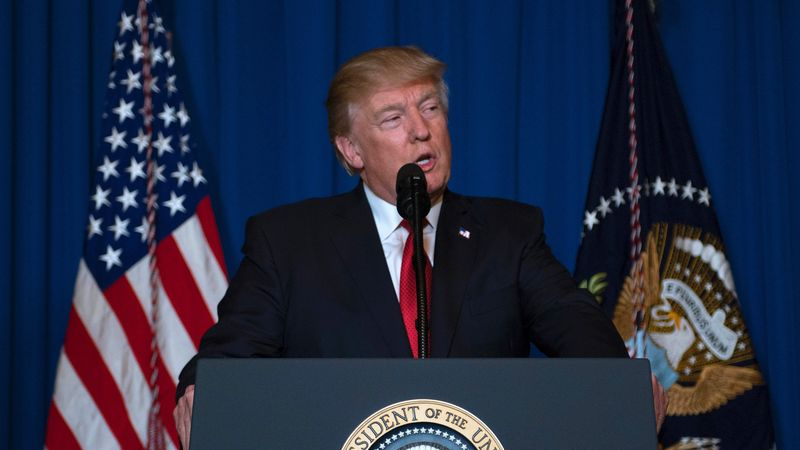 President Trump Bombs Syria But Is He Wagging The Dog?