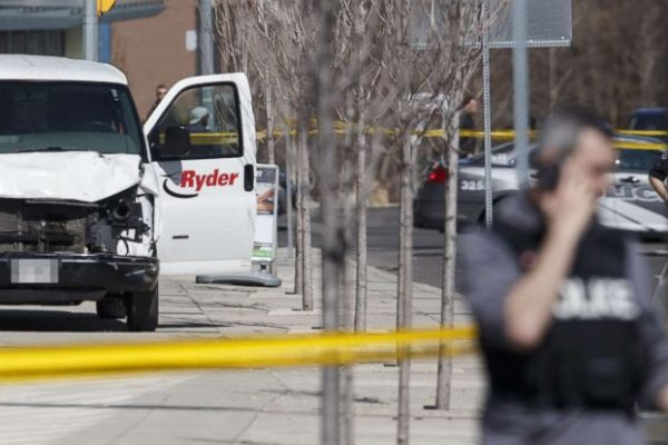 9 Dead As White Van Hits Pedestrians in Toronto: Was It A Muslim?