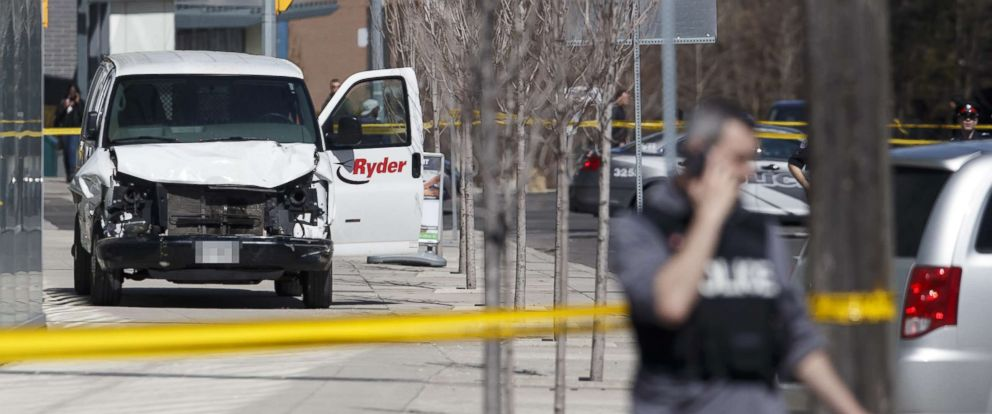 9 Dead As White Van Hits Pedestrians in Toronto: Was It A Muslim?