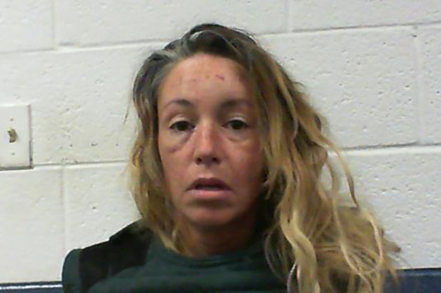 Meth-head Woman Cuts Boyfriend Head Off And Ask The Cops If She Can Have Her Head Back