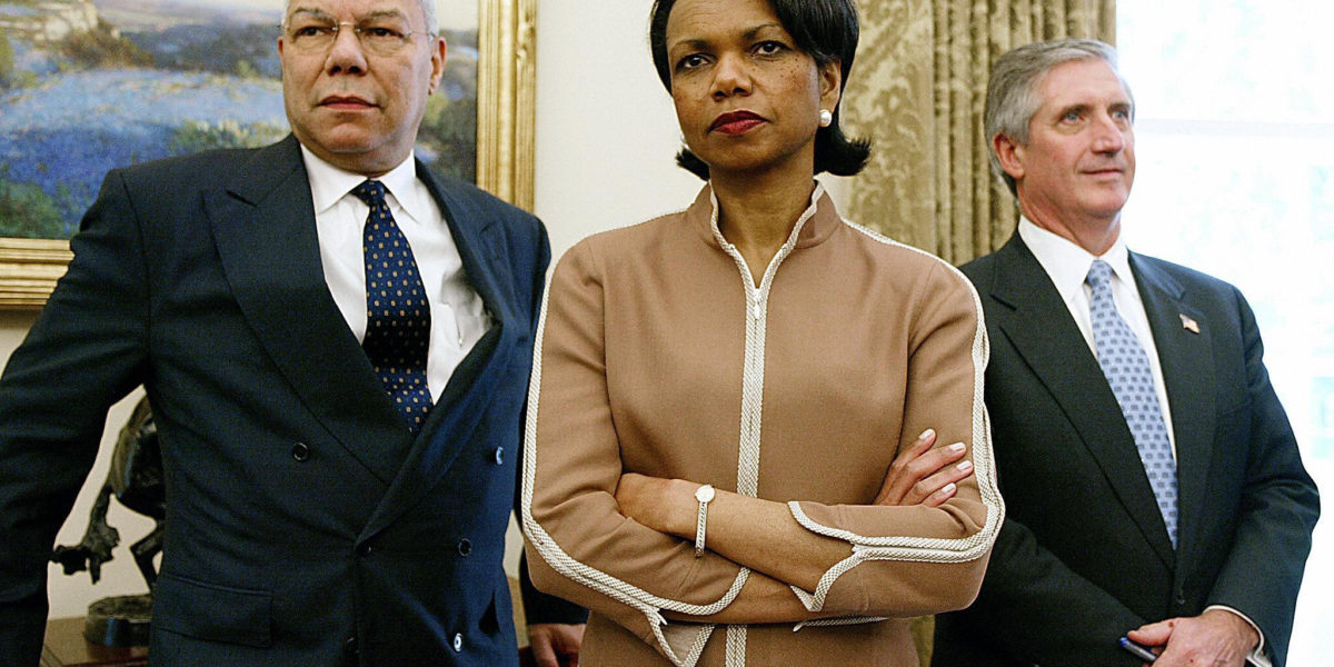 Condoleezza Rice Tells President Trump To Let The Experts Handle North Korea Details