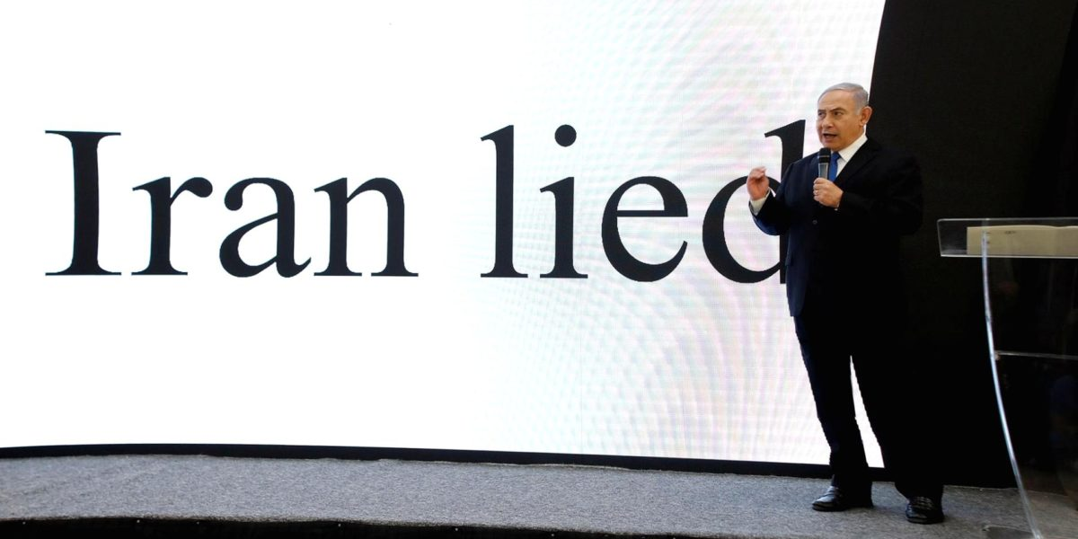 Benjamin Netanyahu Proves Iran Lied About Nuclear Program: Obama Knew Also!
