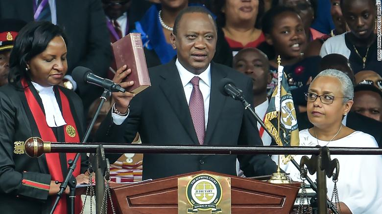 Kenyan President Shuts Down CNN Host On Gay Marriage
