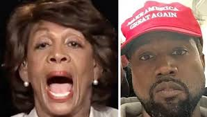 Maxine Waters Says Kanye West Is Talking Out of Turn About Trump And Should Think Twice About Politics