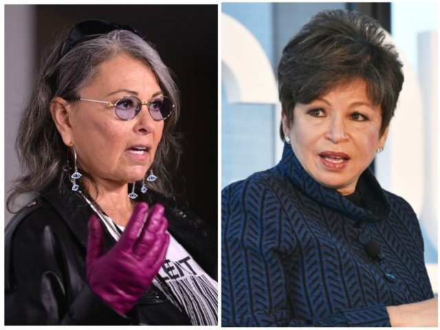 "Roseanne Barr Says Valerie Jarrett Is A Combo of ""Muslim Brotherhood & Planet of the Apes"""