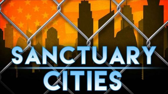 Sanctuaries Laws Are Forcing 1/2 Of All Americans To Have Less Rights Than Illegal Immigrants