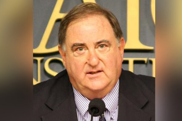Stefan Halper Is The The 'FBI Informant' Inside Trump's 2016 Campaign
