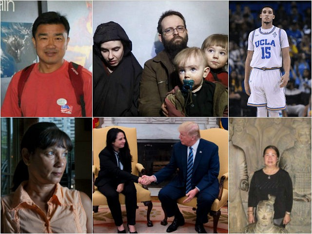 President Donald Trump Has Brought Home 14 Detained Americans From Around The World