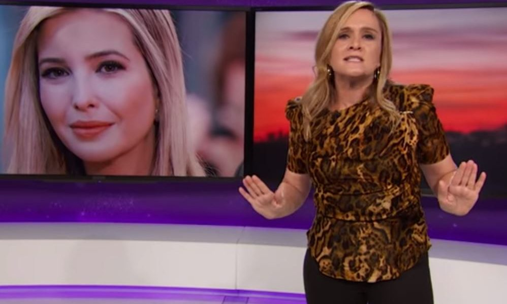 Cunt Samantha Bee Offers A Fake Apology To Ivanka Trump Because Of Sponsors