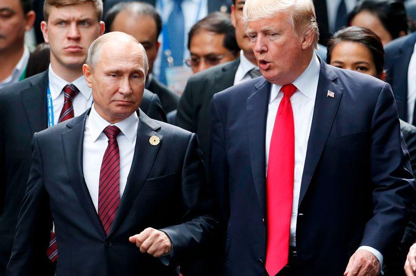 Donald Trump's Having A Summit With Vladimir Putin The White House and KremlinRevealed