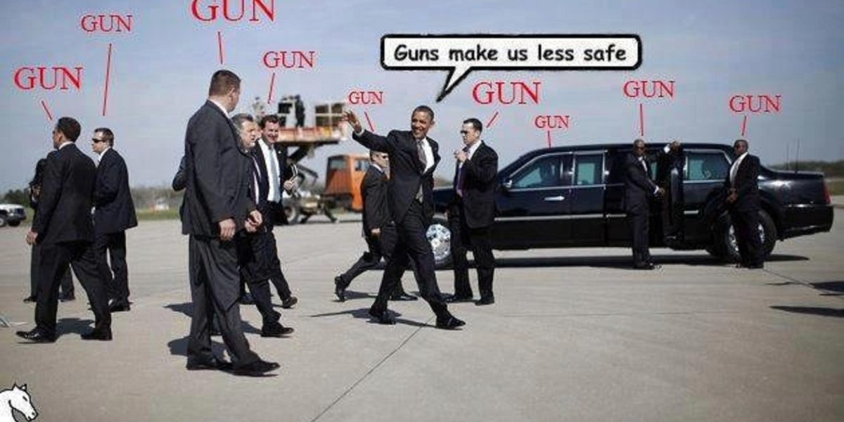POS And Communist Obama Encourages Gun Controllers to Stay Committed 'No Matter How Long It Takes'