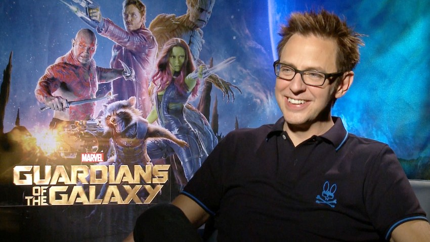 Guardians of the Galaxy Director Was Fired by Disney Over Pedophilia Tweets